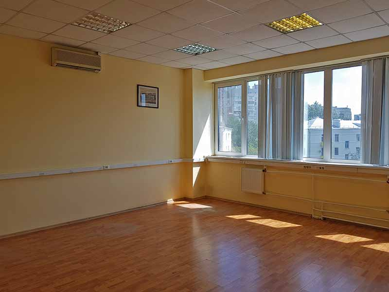 Офис площадью 34 м2