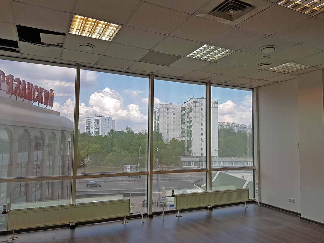 Офис площадью 57,9 м2