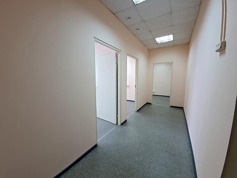 Офис площадью 45,5 м2