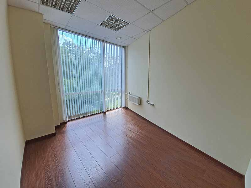 Офис площадью 40,5 м2